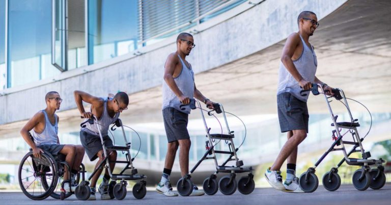 A Spinal Implant Is Helping Paralyzed People Walk Again