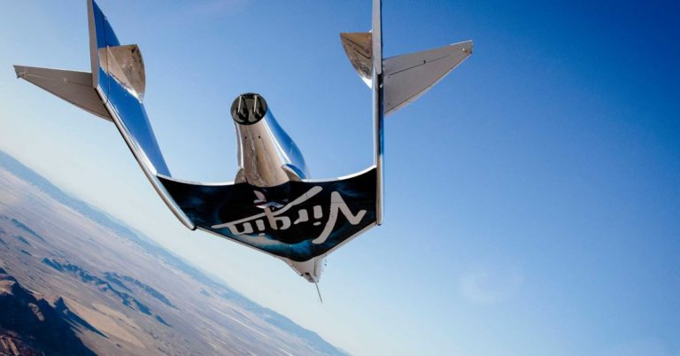 Virgin Galactic Will Send People to Space By Christmas. Maybe.