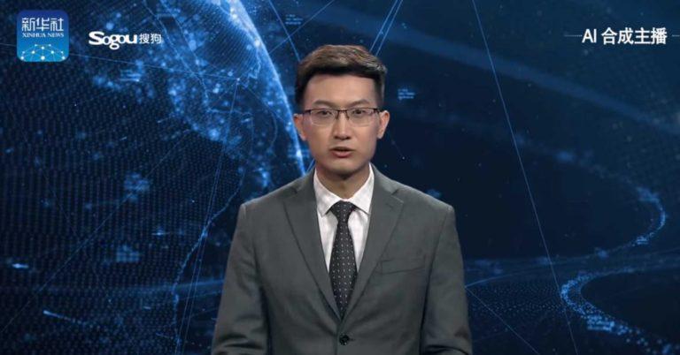 Meet The World's First AI News Anchor – Futurism