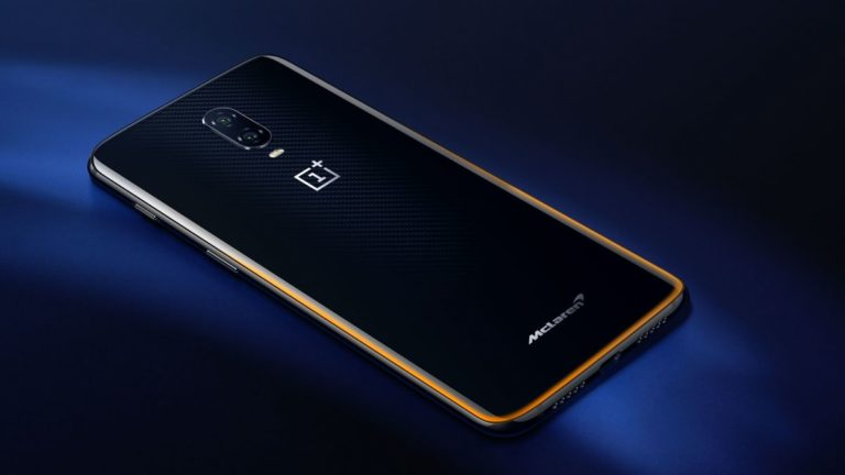 You can now buy the 10GB-toting OnePlus 6T McLaren Edition