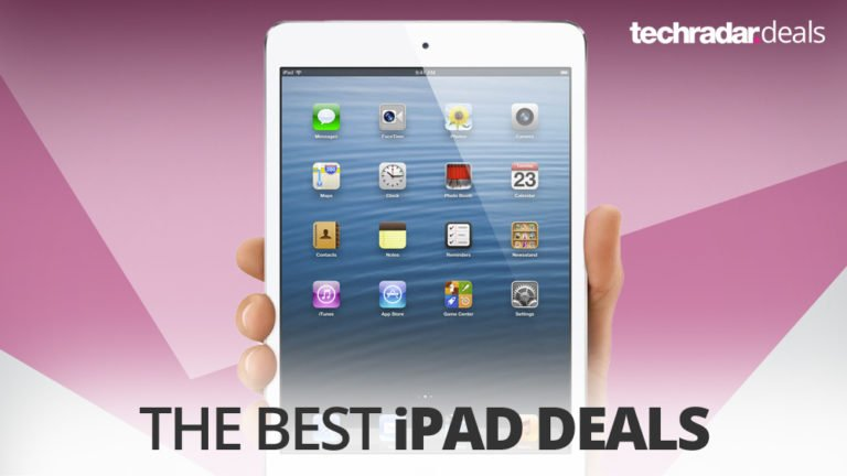 The cheapest iPad prices, sales and deals in the January sales