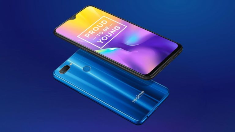 Realme A1 leaked, tipped to be the company's new entry-level smartphone in India