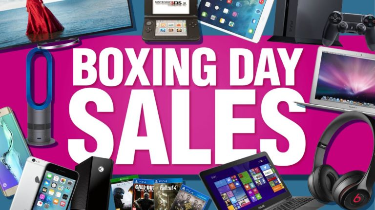 The best Boxing Day sales 2018: deals landing before January sales 🎁