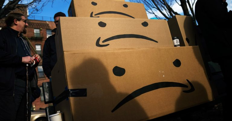Amazon Came to the Bargaining Table—But Workers Want More