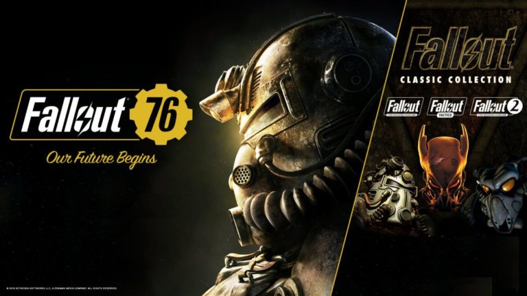 Free gift of Fallout Classic Collection on PC might cheer up disappointed Fallout 76 players