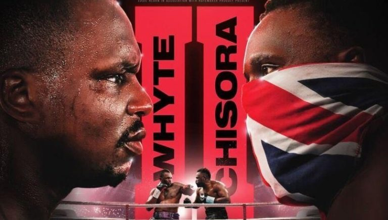 How to watch Whyte vs Chisora 2: live stream the boxing online from anywhere right NOW!