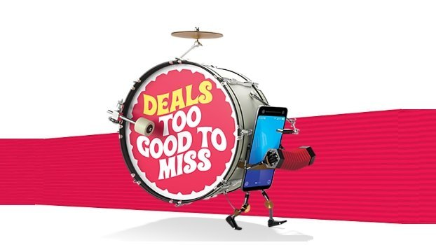 Carphone Warehouse kicks off its January sales with mobile deals on iPhones, Samsungs and more