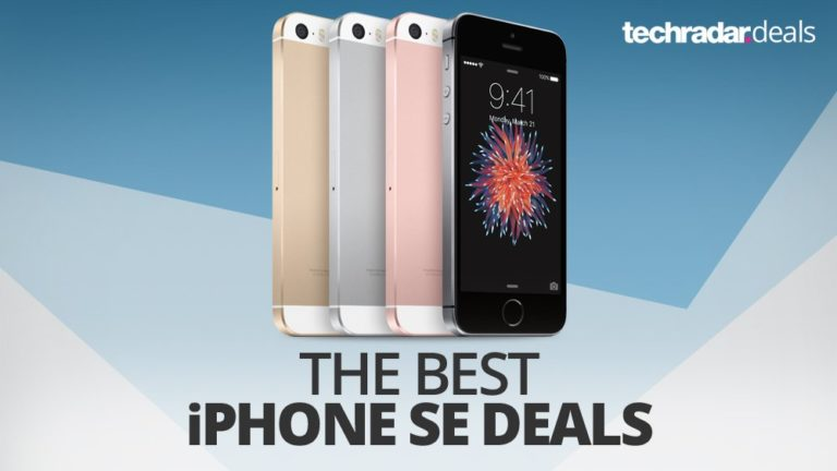 The best iPhone SE deals for Christmas 2018