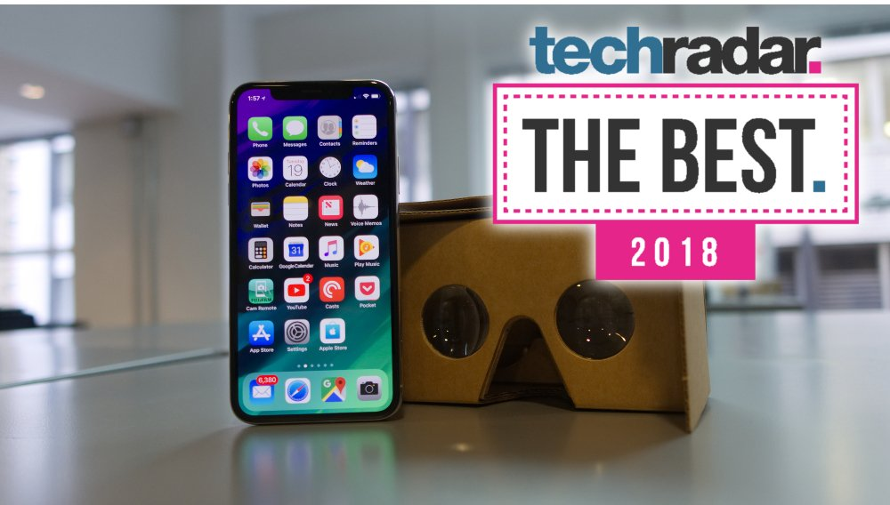 The best iPhone VR apps 2018: lose yourself in a virtual