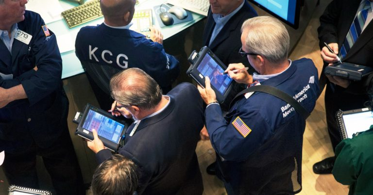 What the Stock Selloff Tells Us About the Future of Tech