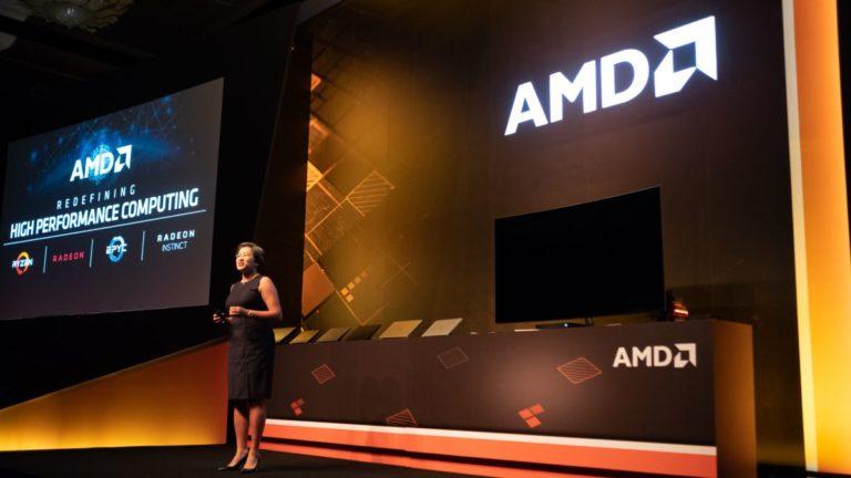 AMD in 2018: impressive leaps forward with many, many stumbles