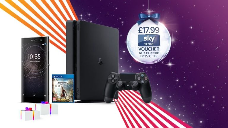 Get a free PlayStation 4 with these Sony Xperia phone deals from only £19 a month