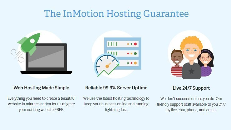 InMotion extends its $2.95 per month web hosting bargain – but only until Monday