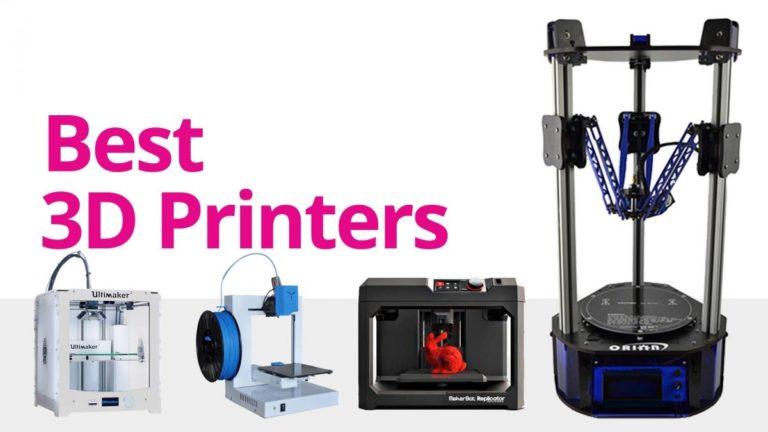 Best 3D printers 2018 | TechRadar