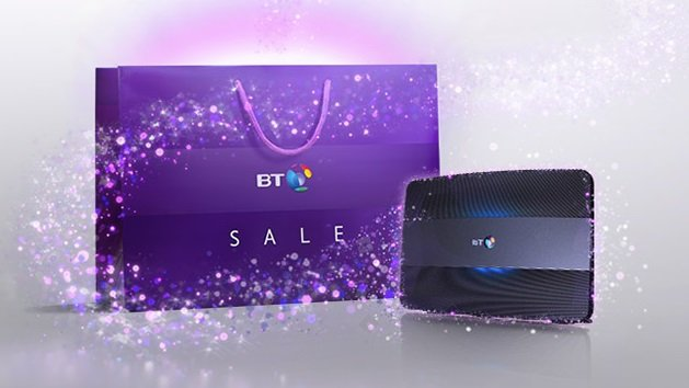 The BT Broadband January Sale deals are here: free activation and tasty reward cards