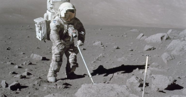 Breathing in Moon Dust Could be Even More Toxic Than We Thought