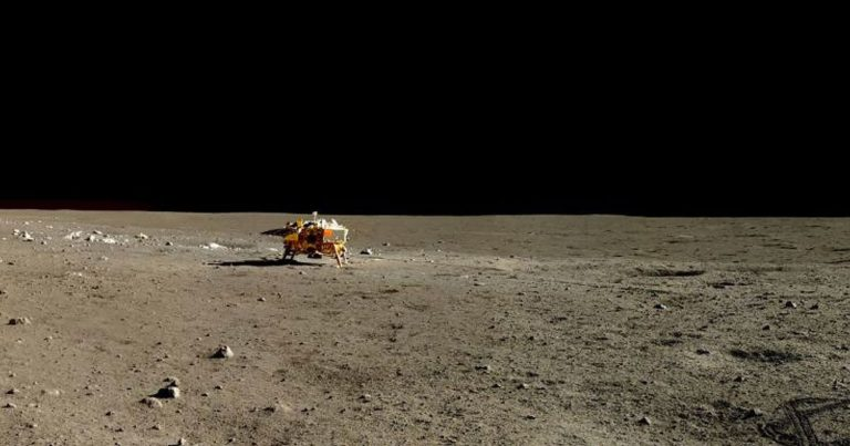 China Launches First-Ever Lander Headed to Far Side of Moon