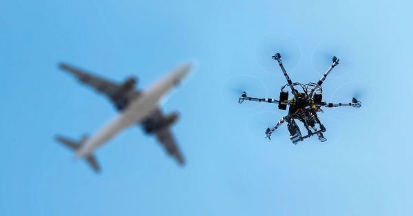 We Have No Idea How to Deal With Unexpected Drones at Airports