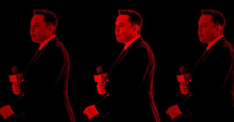 Elon Musk Thinks the First Mars Settler Could Be an AI