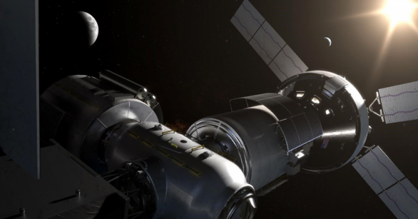 Gov Shutdown Means 95 Percent of NASA Employees Aren't At Work