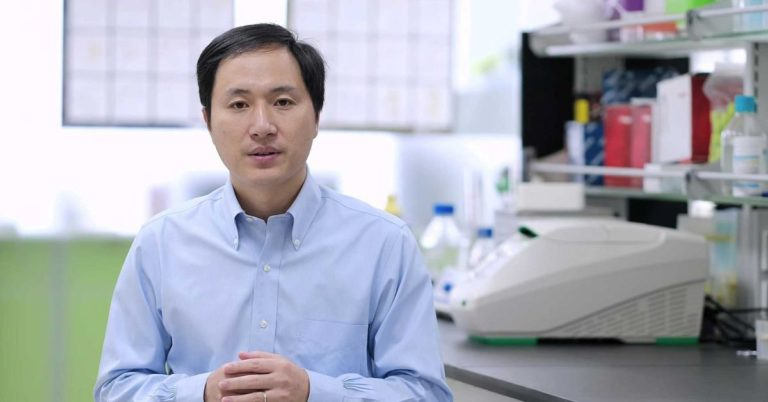 The Scientist Who Gene-Edited Babies Is Missing