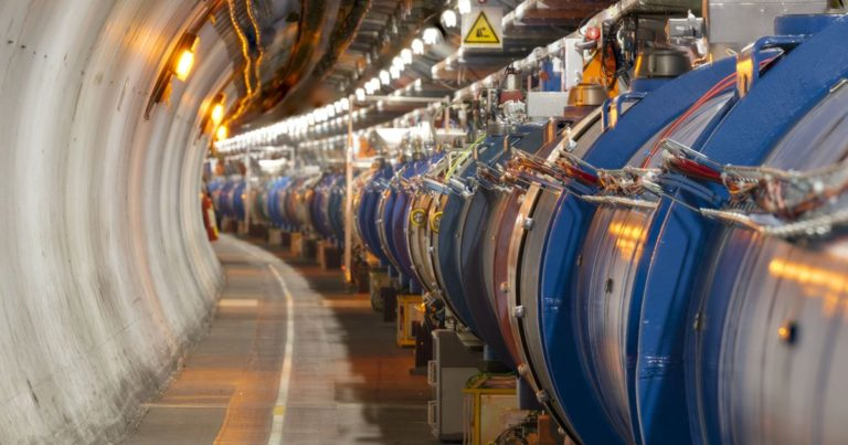 The Large Hadron Collider Just Shut Down