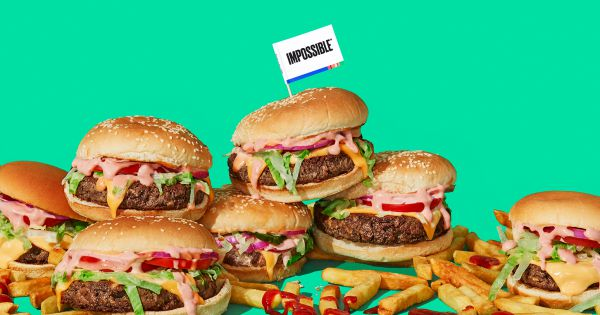 """We're Keeping Our Eye"" on Meatless Burgers"