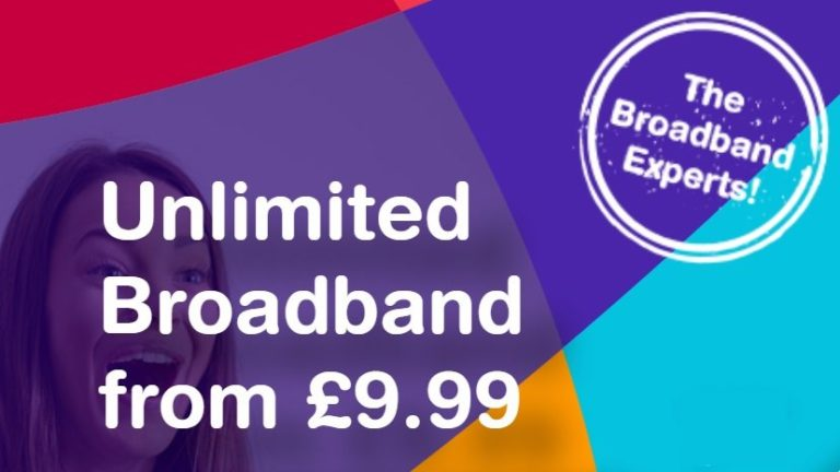 You have until Friday to claim this £9.99 p/m cheapest EVER broadband deal