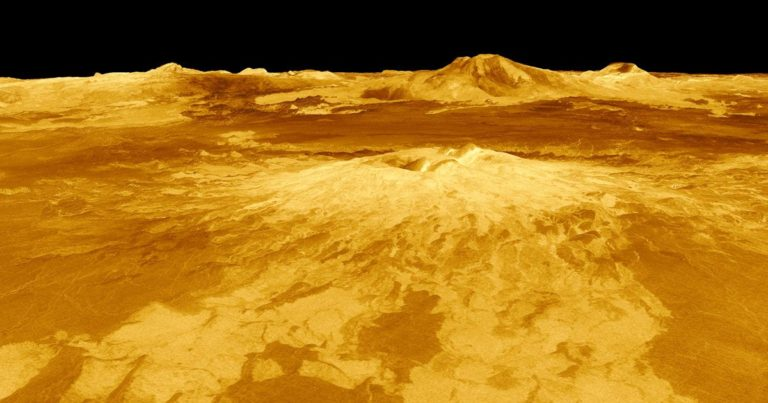 NASA Wants to Send Earthquake-Detecting Balloons to Venus