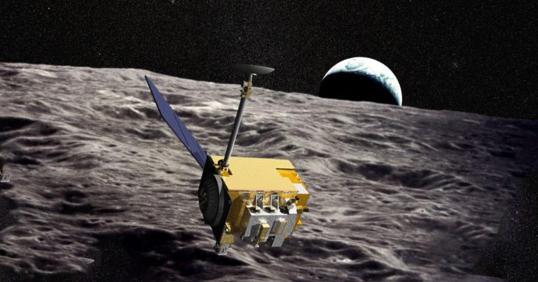 NASA's Lunar Orbiter Could Assist Commercial Missions to the Moon