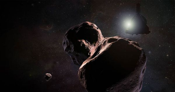 New Horizons Will Fly Past the Most Distant Object We've Ever Visited