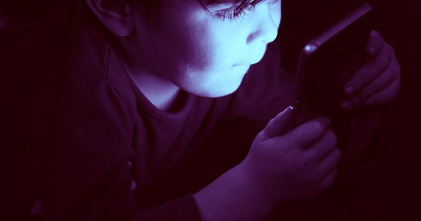 Screen Time Is Literally Changing Children's Brains
