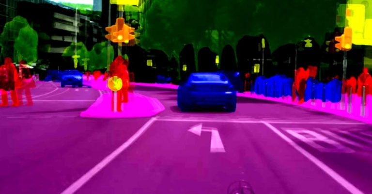 New AI Dreams Up Trippy Video Games Based on Real Life Video