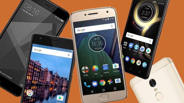 Best smartphones under Rs 7,000 in India for December 2018