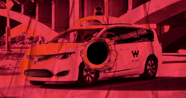 People Are Road Raging At Waymo's Self-Driving Cars