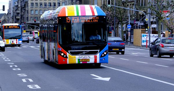 Luxembourg Just Made Public Transportation Free for Everyone
