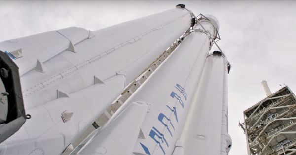 Looks Like SpaceX Is One Step Closer to Launching Another Falcon Heavy