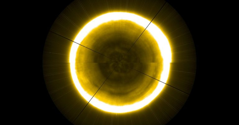 We've Never Seen the Sun's North Pole, so Scientists Simulated It