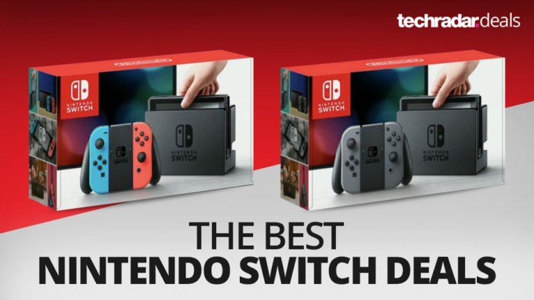 The best Nintendo Switch prices, bundles and deals in the January sales