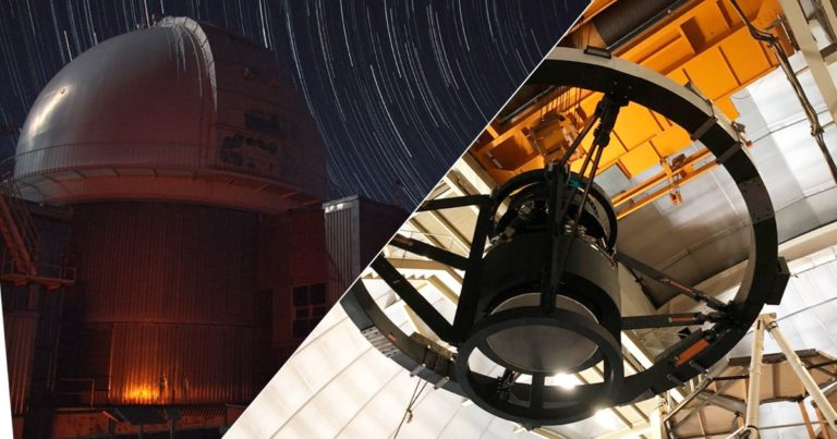 Telescope Upgrade Will Create the Most Detailed Map of the Universe Ever