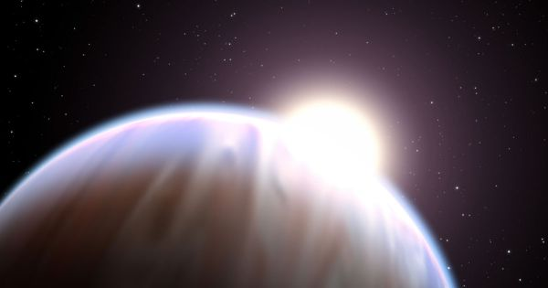 This Neptune-Sized Exoplanet Is Being Melted Away By Its Star