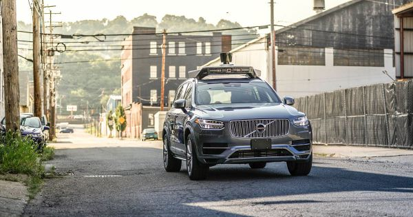 Nine Months After Killing a Pedestrian, Uber's Self-Driving Cars Are Back on the Road