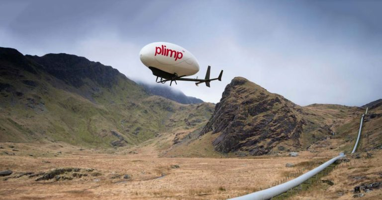 """This """"Ultra-Safe"""" Aircraft Is a Cross Between a Plane and a Blimp"""