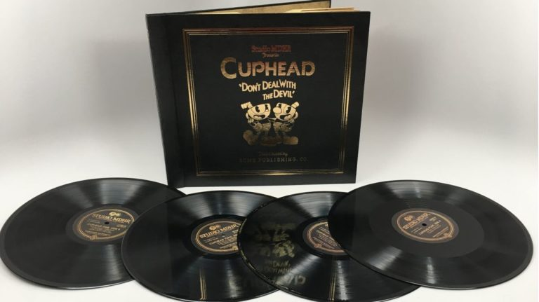 Best videogame vinyl and soundtracks to rock the new year