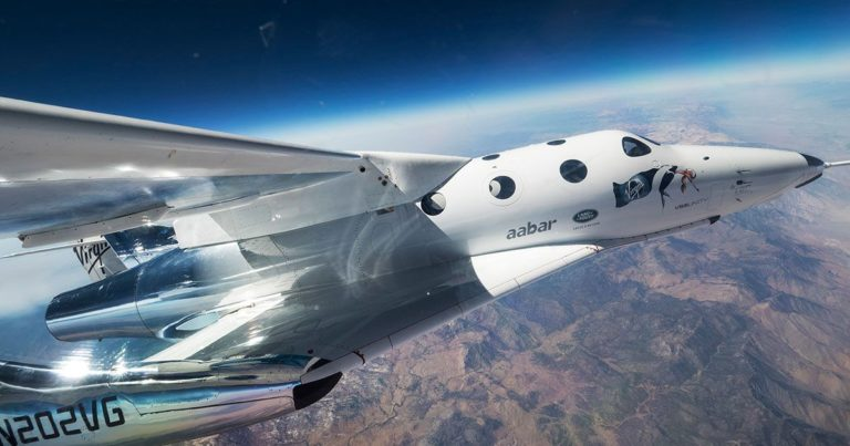 Virgin Galactic Is Going to Space. Depending on Your Definition of Space.