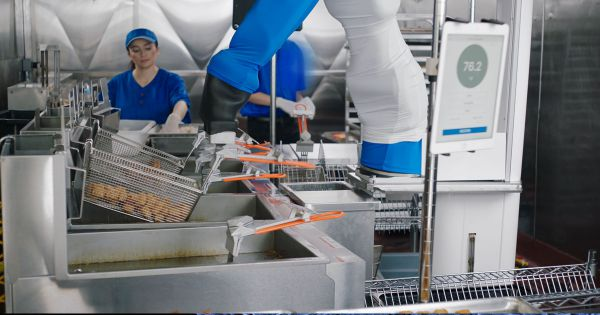 Walmart Is Testing a Robot to Replace Its Fry Cooks
