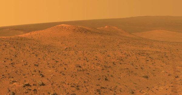 Listen to the Sounds of Mars