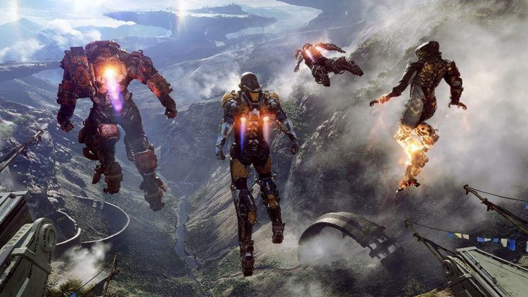 Can't get enough Anthem? A short film is coming from District 9's director
