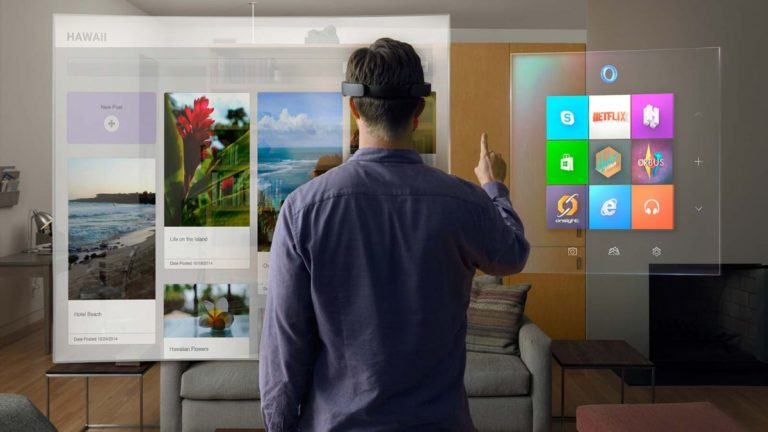 Leaked images show off Microsoft's HoloLens 2 a few hours early
