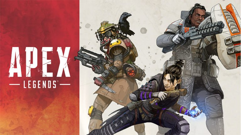 Apex Legends, a new free-to-play shooter, is EA's answer to Fortnite